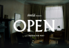 "Coca-Cola encourages people to be ""Open, Like Never Before"""