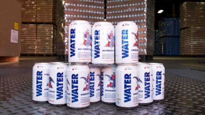 Anheuser-Busch pauses beer production for California's wildfire relief efforts