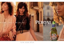 Peroni Nastro Azzuro invites UK to embrace the Italian spirit