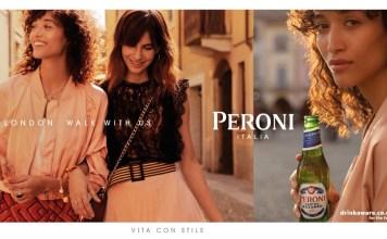 Peroni Nastro Azzuro invites UK to embrace the Italian spirit