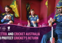 Dettol protects the return of cricket in four year global partnership