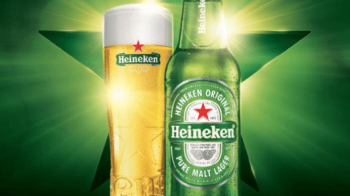 Heineken announces its achievement in 100% green energy
