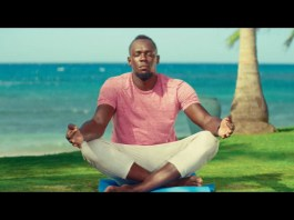 Allianz Direct slows down with the fastest man on Earth, Usain Bolt