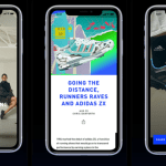 Adidas announces the launch of its new app 'CONFIRMED'