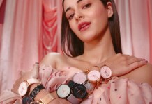 Fastrack and Lowe Lintas Bangalore features Ananya in its latest ad campaign