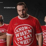 "Anheuser-Busch brings back its ""Know When To Say When"" campaign"