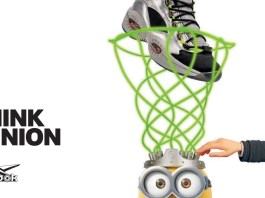 """Reebok and Illumination presents """"Minions: The Rise Of Gru"""" Collection"""