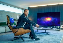 LG Electronics announces its newest global ambassador, Lewis Hamilton