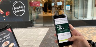 M&S launches new 'Sparks Book & Shop' service in England