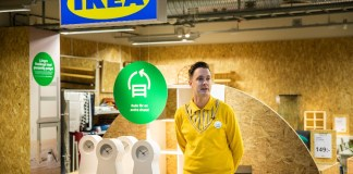 IKEA opens its world's first second-hand store in Sweden
