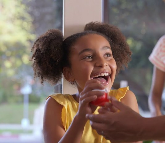 Kinder Joy celebrates family traditions in latest ad campaign