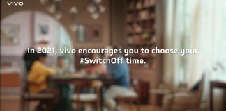 Vivo encourages users to #SwitchOff in its latest ad campaign