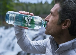 Poland Spring Origin unveils its latest ad campaign with Patrick Dempsey