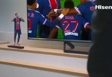 Hisense launches its latest campaign with Paris Saint-Germain
