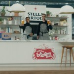 Stella Artois reunites Eli Manning and Victor Cruz in latest ad