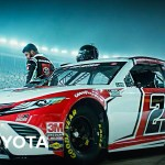 Toyota premiers its latest short film, 'The Dream' featuring Bubba Wallace