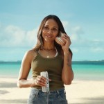 Corona sees Zoe Saldana living La Vida Mas Fina in its latest campaign
