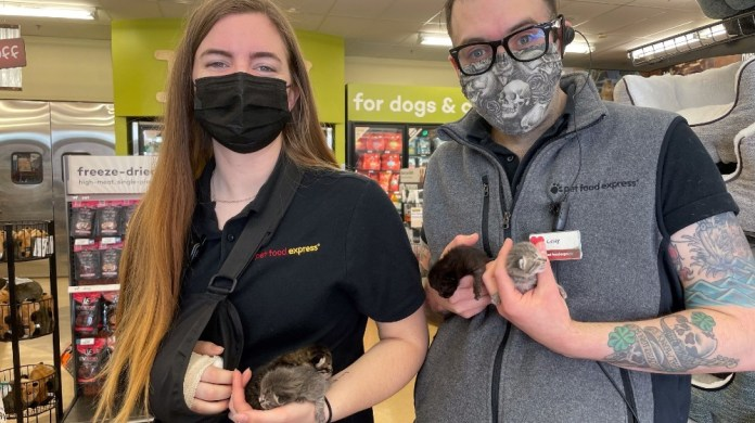 Pet Food Express launches
