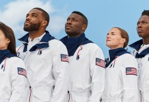 Ralph Lauren unveils the Team USA Closing Ceremony Parade Uniform