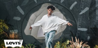 Levi's raises environmental awareness in its latest spring campaign