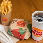 Burger King rolls out a green packaging pilot programme