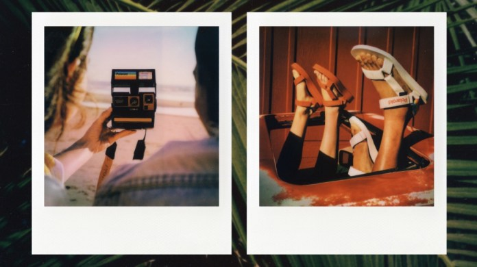Teva partners Polaroid to capture summer adventures