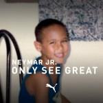 PUMA and Neymar Jr partners to inspire children from Brazil
