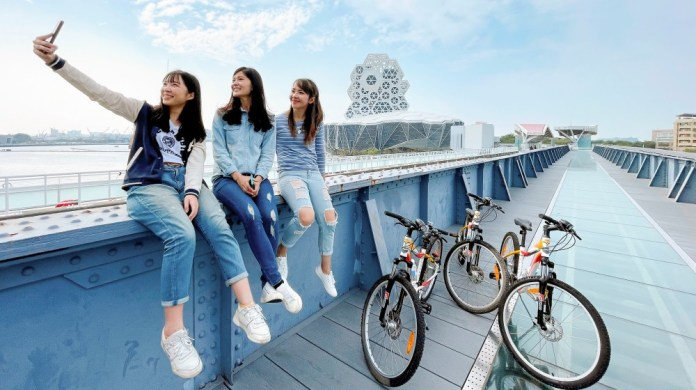 The Fullon Hotels & Resort Taiwan encourages tourism through cycling