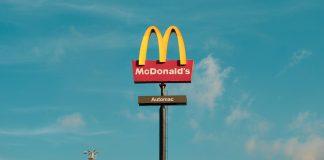 McDonald's, McPlant burger, Vegan