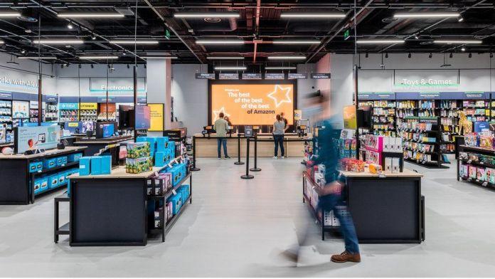 Amazon 4-Star, Amazon 4-Star Store, High Street, Shopping, Amazon