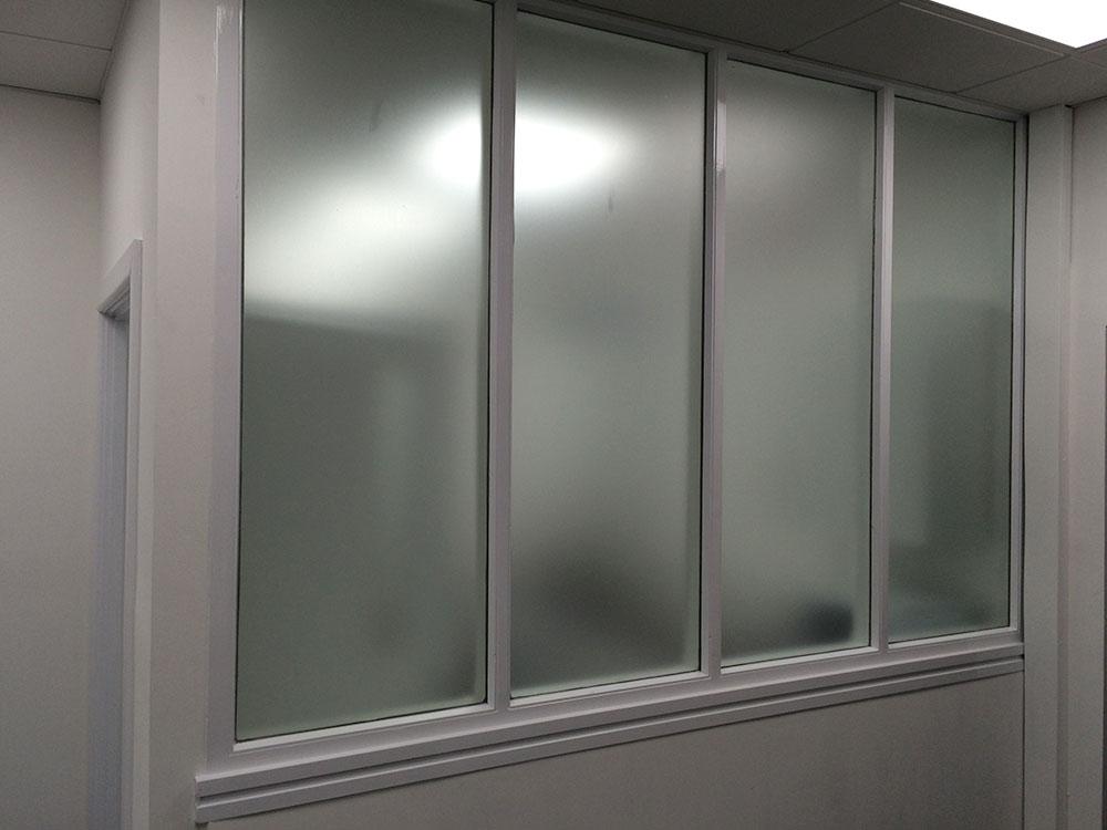 Frosting Window Films  Brand It