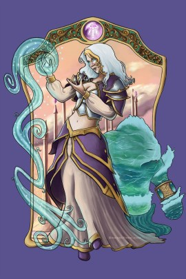 Lady of Theramore