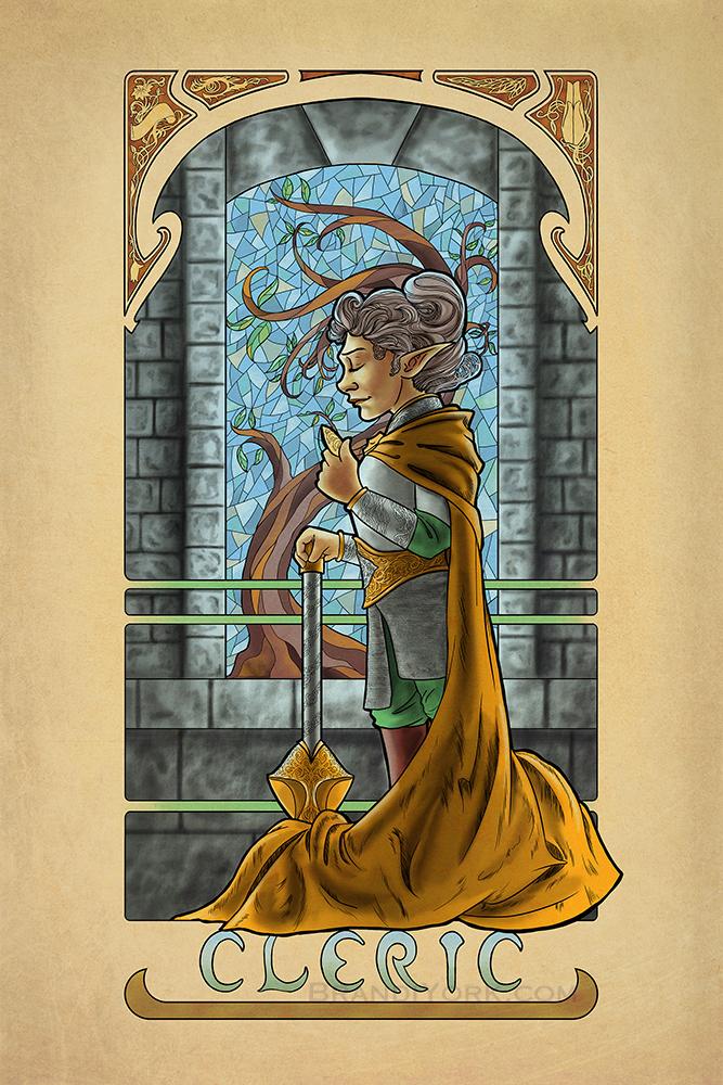 La Clerc - The Cleric