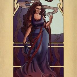 La Démoniste - The Warlock