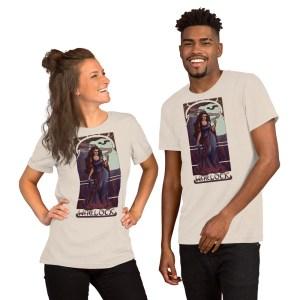 La Démoniste – The Warlock Short-Sleeve Unisex T-Shirt