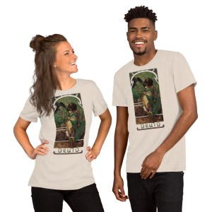 La Druide – The Druid Short-Sleeve Unisex T-Shirt