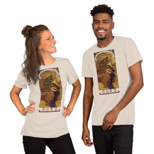 La Barde – The Bard Short-Sleeve Unisex T-Shirt