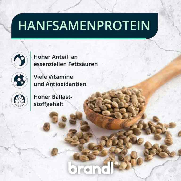 hanfsamenprotein