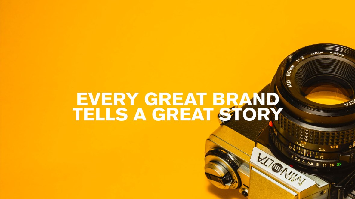 Every Great Brand slider web