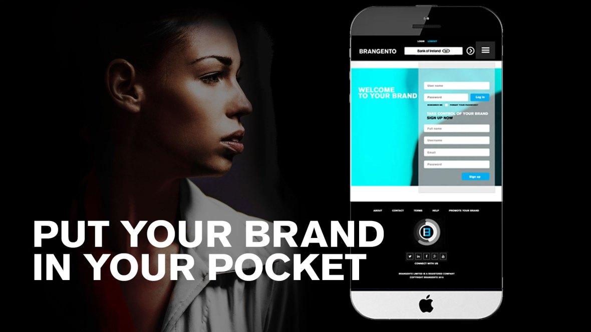 Brangento iPhone + Model 2 web