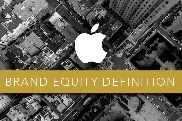 Apple logo, and brand equity definition