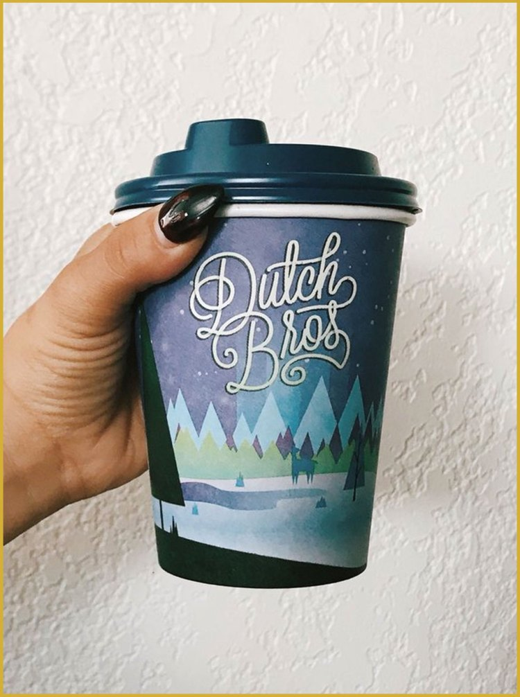 Dutch Bros. Holiday Cup for 2017
