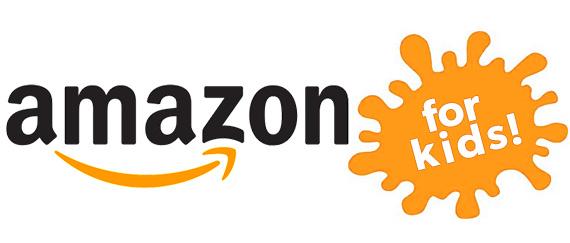 Amazon for Kids logo