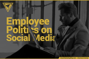 Employee Politics On Social Media. What to do?