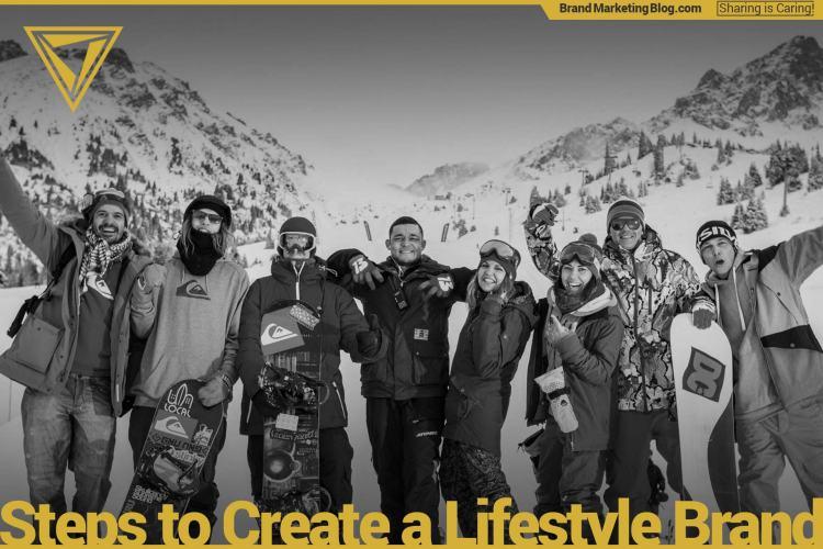 Lifestyle Brand Plan