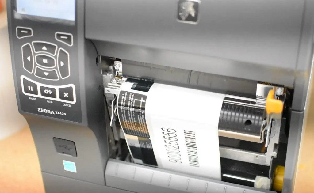 Data Plate Printing
