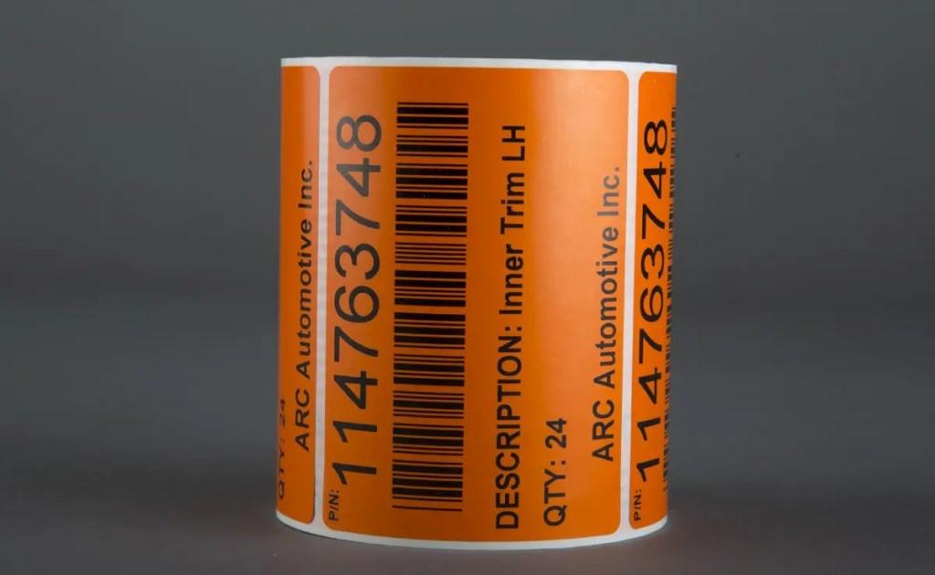 Tote Label