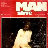 Man Alive - Ireland's first magazine for men - 1974