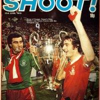 Shoot Magazine 1979 - Dundalk FC - Double Winners 1979