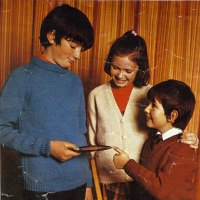 6 Irish Family Knitting Patterns - 1960s & 70s
